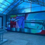 Остался месяц до официального открытия проекта «Культурный портал на Белинского»